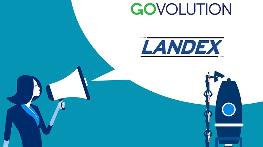 Govolution and LANDEX Launch Key Partnership