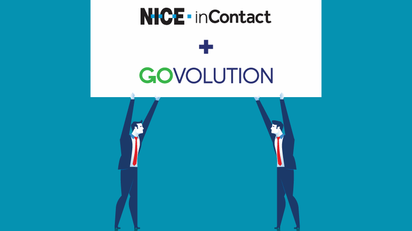 Govolution Announces Integration with NICE inContact CXone™ Omnichannel Routing & Interactive Voice Response